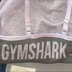 Gymshark Intimates & Sleepwear - Gymshark Flex Strappy Sports Bra- Steel Blue